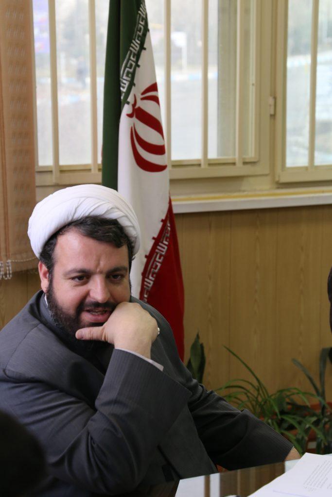 نشست مسئول نهاد با کانون ها و تشکل های دانشجویی (شهید علمدار)