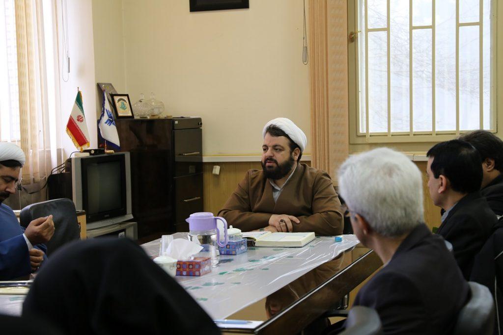 دومین جلسه هیات گفتمان قرآنی-معرفتی (نور الثقلین)