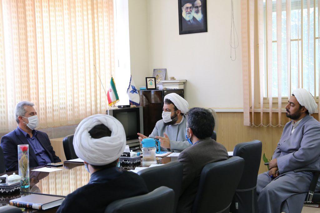 برگزاری جلسه درباره شیوه نامه اجرایی مراکز نیکوکاری دانشگاهیان